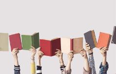 書籍購入補助制度イメージ