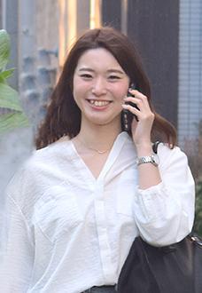 横谷美咲さん